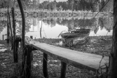 The forgotten boats of the river Lima-8